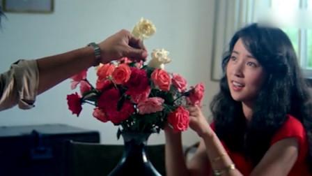 林凤娇主演的爱情片,看了这个片段,总算知道为什么成龙离不开她