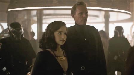 谷阿莫:5分钟看完女友跑去当上司贴身秘书的电影《游侠索罗:星球大战外传》
