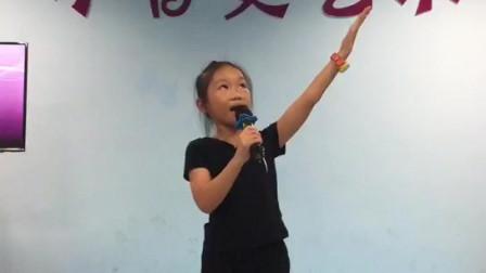 8岁/歌唱:《妈妈格桑拉》