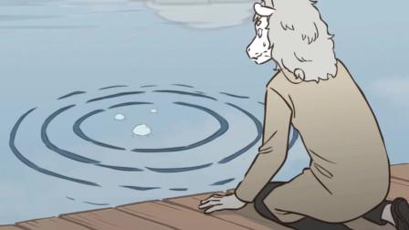 哪吒跟三太子一同出游,哪吒掉水里去了,结果是长了莲蓬?