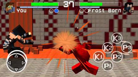 我的世界动画-MC街霸-05-Kids Gamer