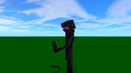 我的世界动画-怪物学院-MC地球版测试-CraftedEasy
