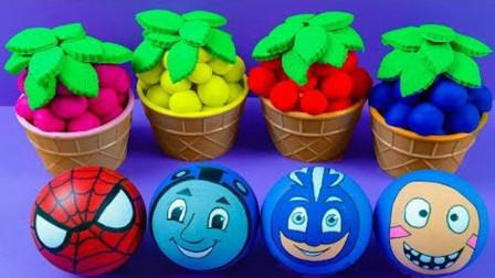 彩虹豆豆冰淇淋桶魔力72变,早教色彩认知激发宝宝想象力与创造力
