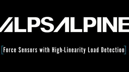 CN_14. ALPSALPINE_Force Sensor 压力传感器