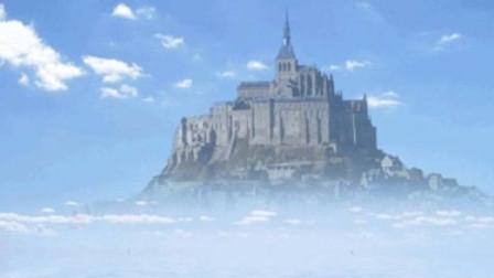 神奇海市蜃楼,惊现山东古代战场的场景,科学家一头雾水