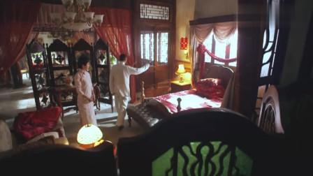 新婚夜丈夫竟和妻子分床睡,第二天丈夫割破手指,把血滴在婚床上