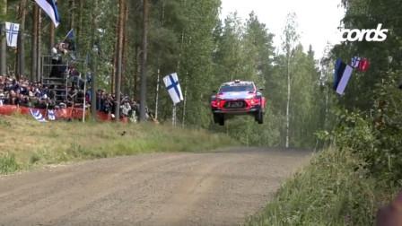 刚出炉的2019年WRC芬兰站各种Jump镜头合集-汽车-高清完整正版视频在线观看-优酷 - 大轮毂汽车视频