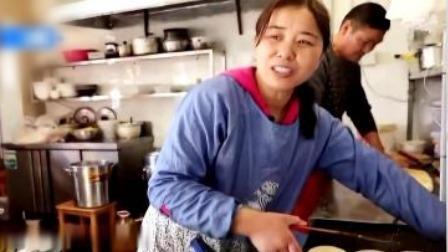 习近平总书记走进安徽风味小吃店 看望小吃店群众