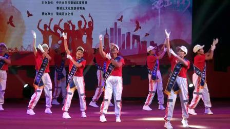 2019婺城区广场舞、排舞大赛-15垃圾分类有意义