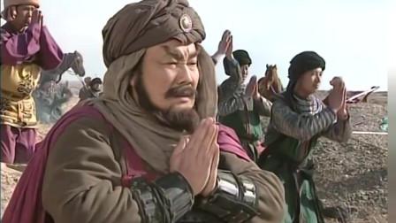 达摩祖师:达摩被众人追杀,佛陀为他劈开南海,指引他去中土弘法!