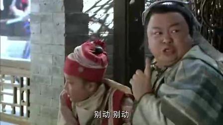 侠隐记:锦衣卫血洗东林院,顾仁愿救爷爷不料被发现