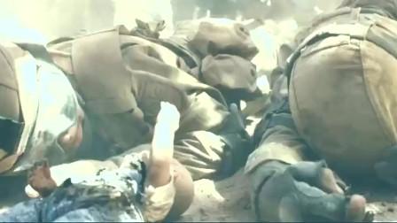 阿富汗坎大哈里的美军惨被 在小巷里遭到对方猛烈炮火攻击 !