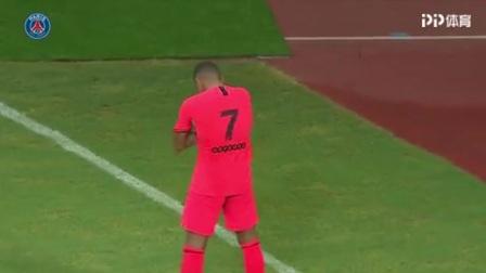 热身赛-姆巴佩斩中国行处子球卡瓦尼破门 巴黎3-0悉尼FC