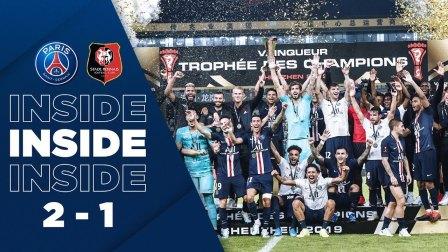 巴黎官方全景回顾加冕超级杯:从落后到逆转 深圳再成福地