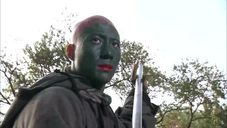 少林僧兵:剑士为爱吃醋要了武僧,武僧劝他放下刀,剑士不听