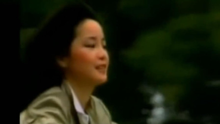 郑宝仪演唱《往事只能回味》配上邓丽君差点被骗
