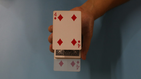 压箱底扑克电梯,超视觉跳跃,一步走向人生巅峰!
