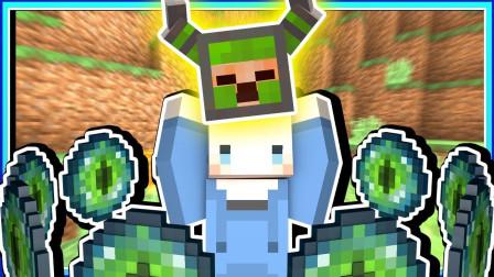 小白解说我的世界暮光森林32 收集幽灵骑士头盔 准备前往终界祭坛