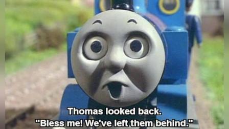 托马斯上线喽《托马斯和他的朋友们》第一季05集(1984年)