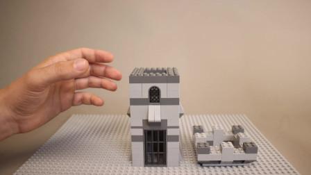 我的世界动画-搭个乐高城堡-Bricks Box