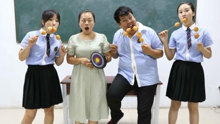 学生比赛吃串串鸡蛋赢绝地求生装备,学霸轻松赢得平底锅,太逗了