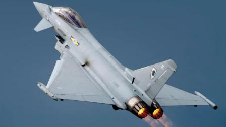 搞事情?英国空军连续2天拦截5架俄罗斯军机!