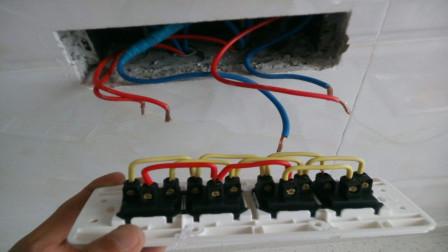 在接插座的时候,为什么要遵循左零右火的原则呢?今天算长见识了