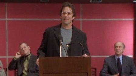 这个电影学院的学生好幸福,大名鼎鼎的希区柯克来做导师,我酸了