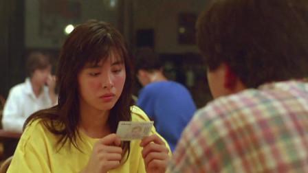 义盖云天:王祖贤偷渡来到香港,为隐瞒身份,只好便宜发哥了!
