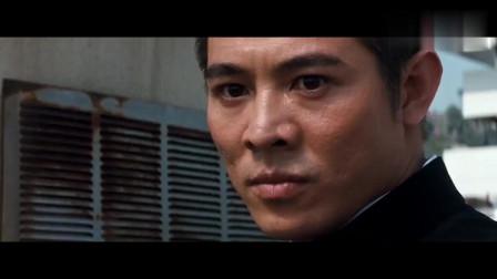 李连杰第一部大反派,力压主角光芒,动作潇洒利索,凶猛无比