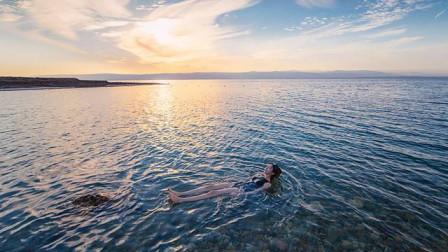 死海:室内外全天候的盐浮沉主题乐园,全球唯一开展冬夏趣味漂流!