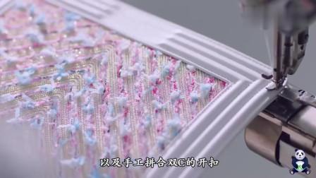 为什么香奈儿包包能卖那么贵看完它的制作工艺,终于明白了!