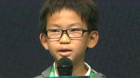 """中国""""最小""""黑客,13岁就发现""""千万漏洞""""出席互联网会议"""