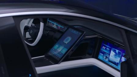 华人运通首款智能车问世,外观力压群雄!