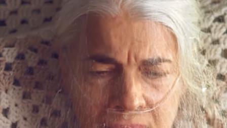 一部女人值得看的短片,白发老太脱胎换骨,蜕皮变成大美女