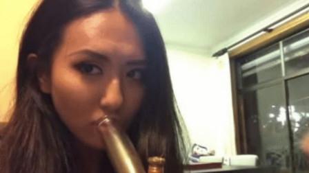 知名女星晒出吸毒视频,叫嚣表态:我在国外,警察拿我没办法