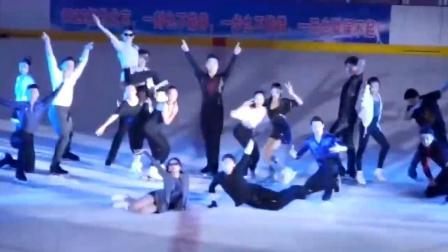 中国花样滑冰国家队特别为三亚创作的《舞动三亚》好看!