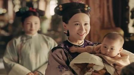 干隆帝的第一个女人,未曾踏入宫门半步,却生下了干隆的皇长子!