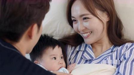 时间都知道:叶珈成把孩子给抱了过来,时简这时笑得很幸福