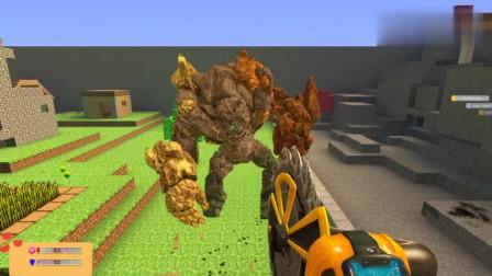GMOD游戏石头人把植物变成了石头怎么办?