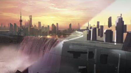 《上海堡垒》意想不到特效镜头!城市,大炮,机器人是这样做出来