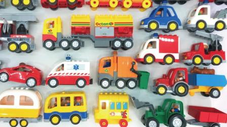 最新挖掘机视频表演1008大卡车运输挖土机+挖机工作+工程车