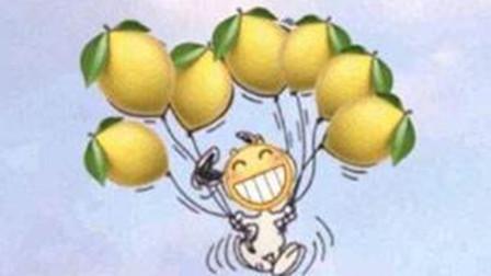 《柠檬》之歌深入人心,这改编神了,要酸大家一起酸!