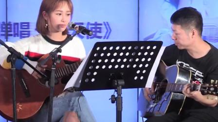 又仙又美杨紫,翻唱《香蜜》主题曲《不染》,网友:忘不了小邋遢