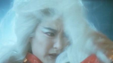 白发魔女传:林青霞为爱入魔,瞬间变白发