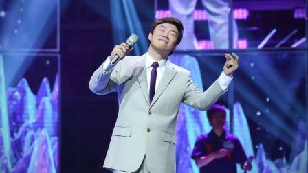 费玉清硬汉妖娆献唱《上海滩》,完美演绎旧上海风情,太好听了