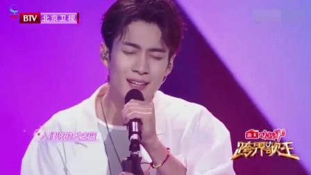 韩东君演唱自己的拿手歌曲,获得众人称赞,最帅的韩东君!