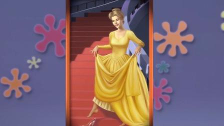 与众不同的格林童话:灰姑娘、白雪公主和长发公主同框,你绝对没看过