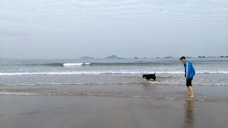 这个夏天在福建海边,张开双臂冲向大海尽情冲浪