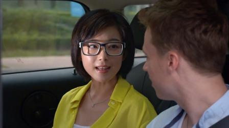 美女教老外说中文,没想到反被成语玩坏了,网友:挖的坑自己跳